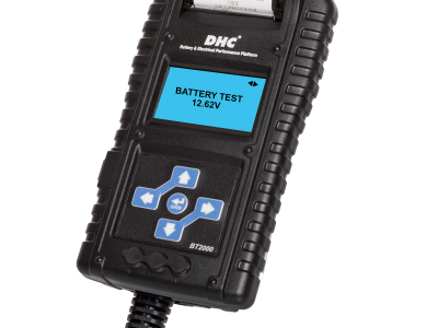 DHC Deluxe Battery Tester With Printer