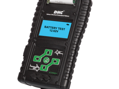 DHC Deluxe Golf Cart Battery Tester With Printer