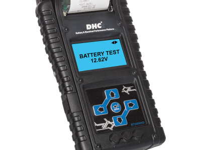 DHC Deluxe Heavy Duty Battery Tester With Printer