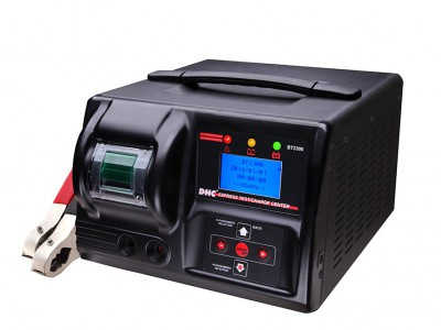 DHC Fast Charger / Battery Tester with Printer