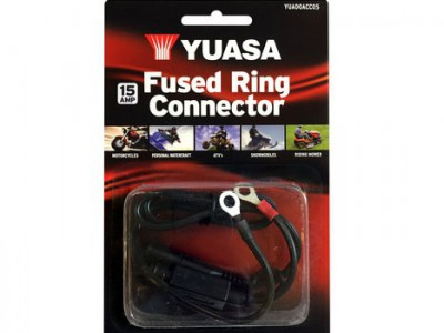 Fused Ring Connector