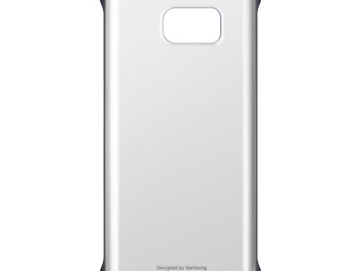 Case Samsung #6079 Note 5 Clear SLVR
