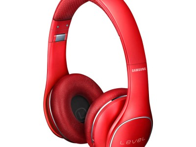 Ear Bud/Headset Samsung #7507 Level On Wireless RED