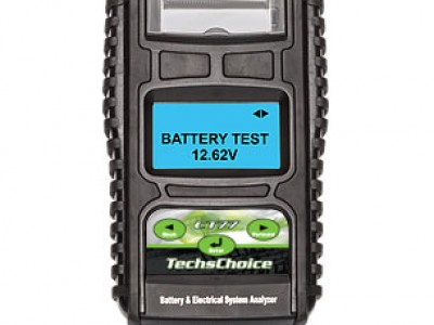 DHC Battery Tester With Printer