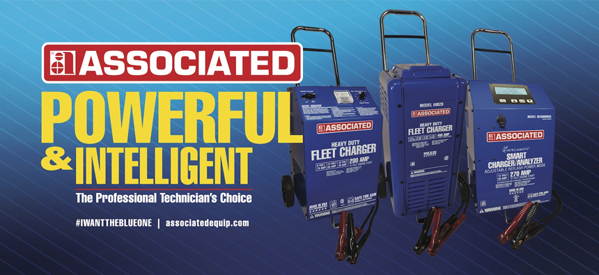 Q2 Promotions from Associated Equipment